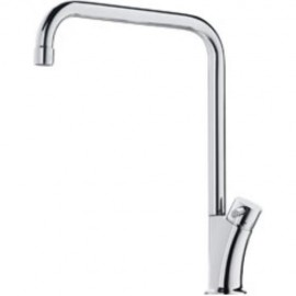 FRANKE GALILEO SINGLE LEVER SINK MIXER TAP CHROME