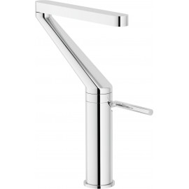 NOBILI ZOOM SINGLE LEVER SINK MIXER TAP CHROME