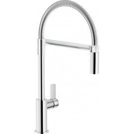 NOBILI FLAG SINGLE LEVER SINK MIXER TAP CHROME PLATED