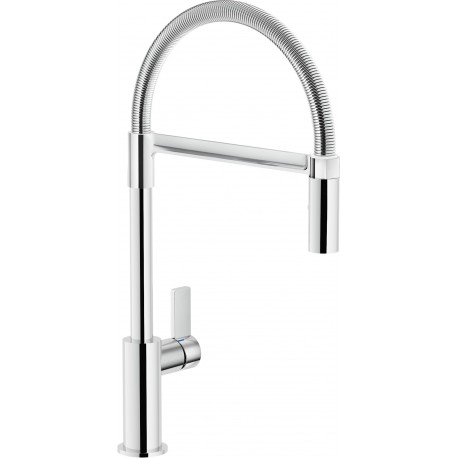 NOBILI BILLY SINGLE LEVER SINK MIXER TAP CHROME PLATED