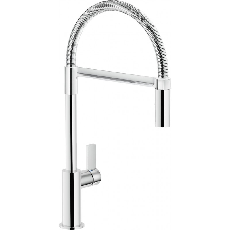 Nobili Flag Single Lever Sink Mixer Tap Chrome Plated Fab