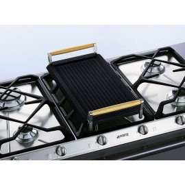 SMEG BB3679 CAST IRON GRIDDLE FOR GAS HOBS