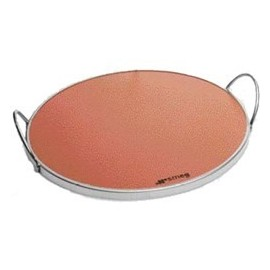SMEG PRTX PIZZA STONE FOR ELECTRIC OVENS
