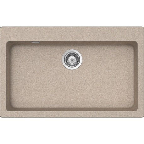 SCHOCK KITCHEN SINK PRIMUS N100XL AP - 1 BOWL CRISTALITE OATMEAL