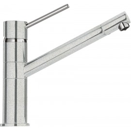 SCHOCK AQUATECH SINGLE LEVER SINK MIXER TAP ALUMINIA