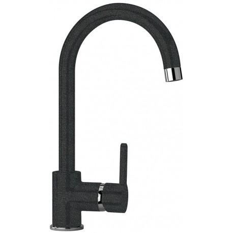 SCHOCK AQUAALTO SINGLE LEVER SINK MIXER TAP ANTHRACITE