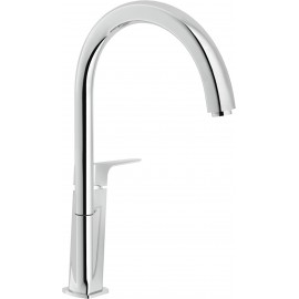 NOBILI SINGLE LEVER SINK MIXER TAP ACQUAVIVA CHROME