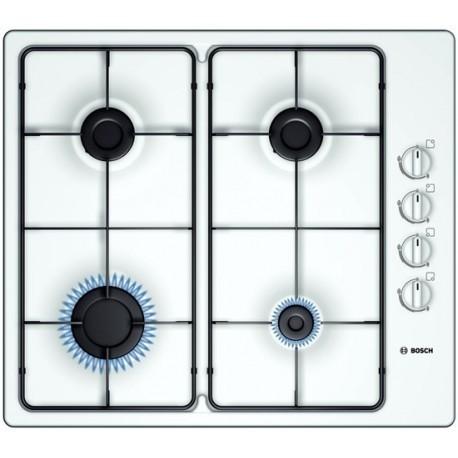 BOSCH GAS HOB PBP6B2B80 WHITE 60 CM |FAB Appliances