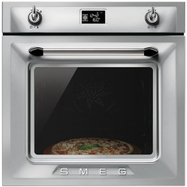 SMEG MULTIFUNCTION PIZZA OVEN SF6922XPZE VICTORIA AESTHETIC STAINLESS STEEL