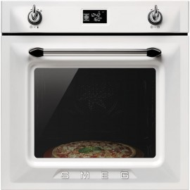SMEG MULTIFUNCTION PIZZA OVEN SF6922BPZE VICTORIA AESTHETIC WHITE