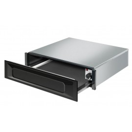 SMEG WARMING DRAWER CTP9015N BLACK AESTHETIC VICTORIA
