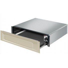 SMEG WARMING DRAWER CTP9015P CREAM AESTHETIC VICTORIA