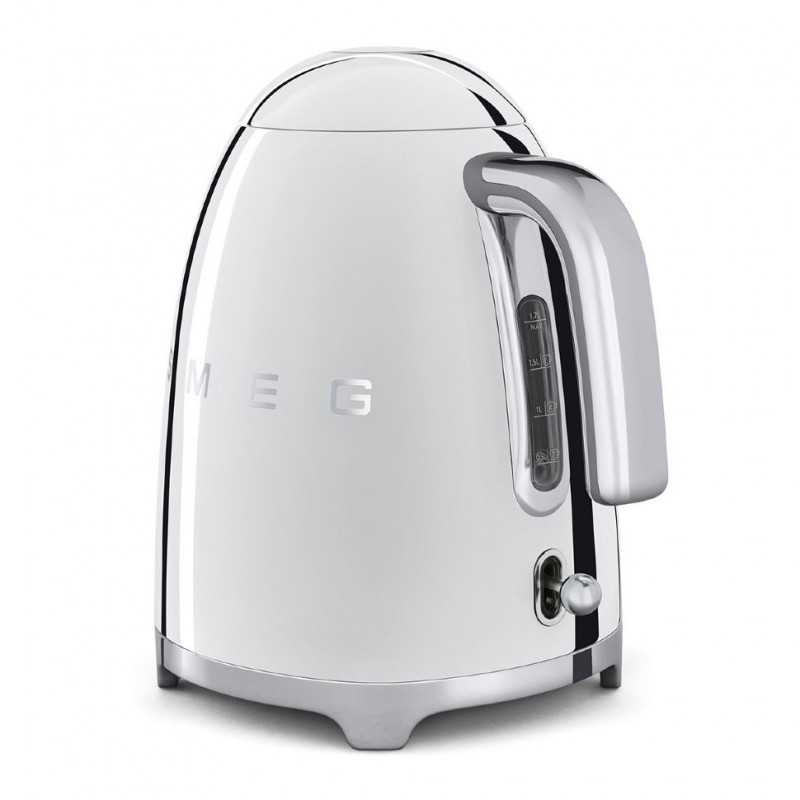 Smeg Kettle 50 S Style Polished Stainless Steel Klf01sseu