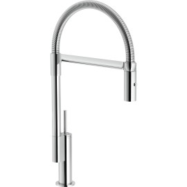 NOBILI ACQUERELLI J SINGLE LEVER SINK MIXER TAP CHROME PLATED