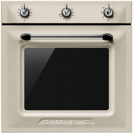 SMEG MULTIFUNCTION OVEN SF6903P VICTORIA AESTHETIC CREAM