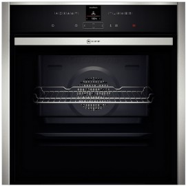 NEFF MULTIFUNCTION PYROLYTIC OVEN B57CR22N0 STAINLESS STEEL 60 CM