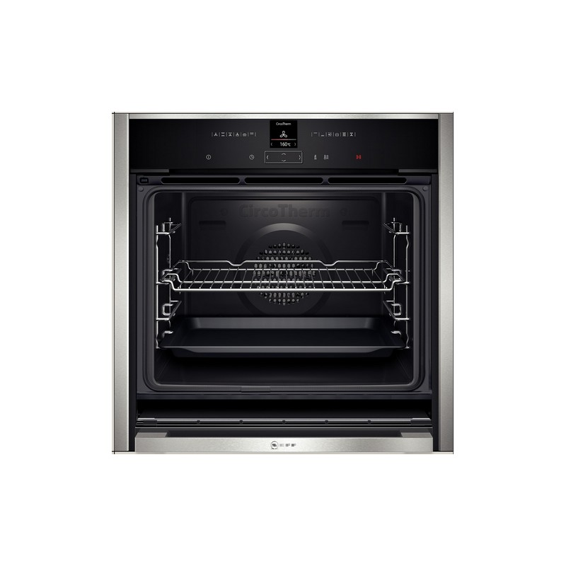 neff einbaubackofen b57cr22n0 edelstahl eek a 60 cm fab appliances. Black Bedroom Furniture Sets. Home Design Ideas
