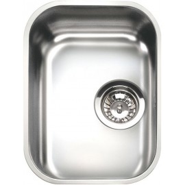 SMEG UM30 UNDERMOUNTED KITCHEN SINK SINGLE BOWL STAINLESS STEEL 30 CM