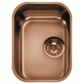 SMEG UM30RA UNDERMOUNTED KITCHEN SINK SINGLE BOWL COPPER 30 CM