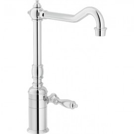 NOBILI SINGLE LEVER SINK MIXER TAP SERIES 'CHARLIE' CHROME PLATED