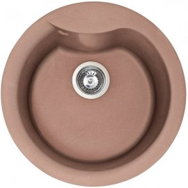 SMEG ROUND KITCHEN SINK RIGAE LSE48RA COPPER