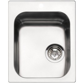 SMEG VS34/P3 KITCHEN SINK SINGLE BOWL STAINLESS STEEL
