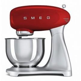 SMEG STAND MIXER 50'S STYLE RED SMF01RDEU - CONSEGNA GRATUITA IN TUTTA ITALIA