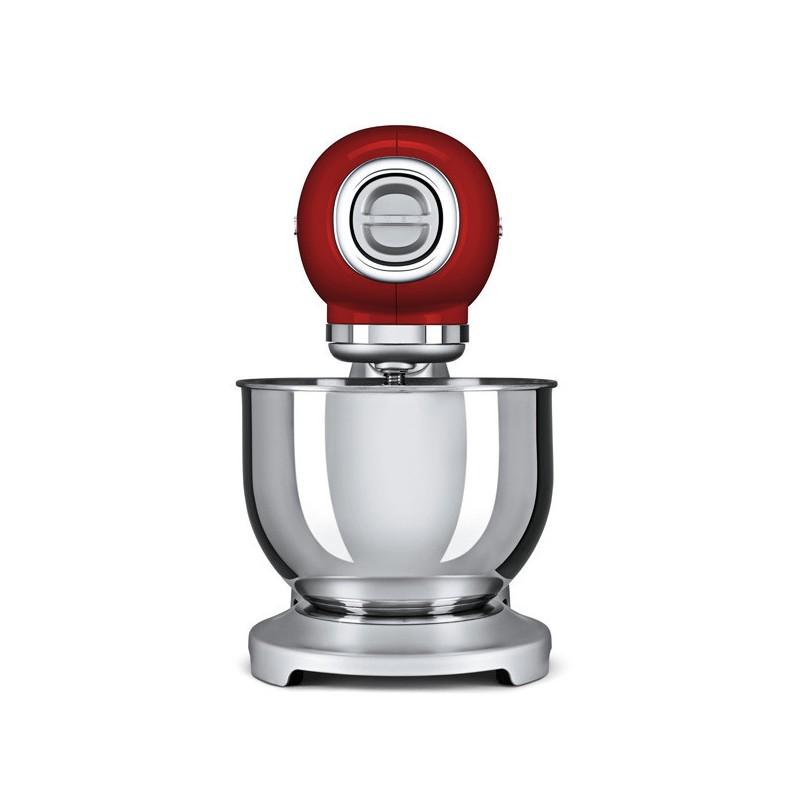 Robot de cocina smeg rojo smf01rdeu estilo a os 50 env o - Pequenos electrodomesticos de cocina ...