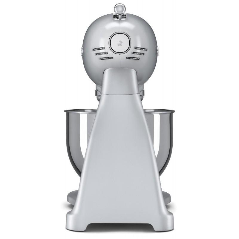 Small Exhibition Stand Mixer : Smeg stand mixer s style silver smf sveu fab appliances