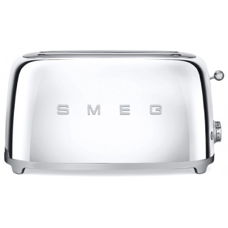 Countertop Oven Que Es : SMEG TOASTER 4 SLICES 50S STYLE POLISHED STAINLESS STEEL TSF02SSEU...