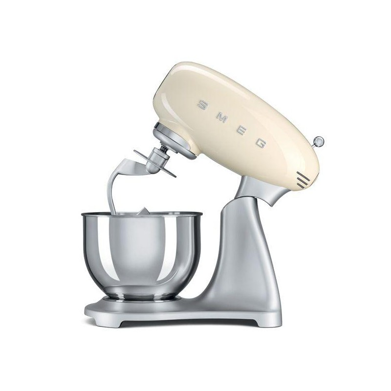 Small Exhibition Stand Mixer : Smeg stand mixer s style cream smf creu fab appliances