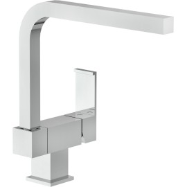 NOBILI MIA UNDER WINDOW KITCHEN SINGLE LEVER SINK MIXER TAP CHROME