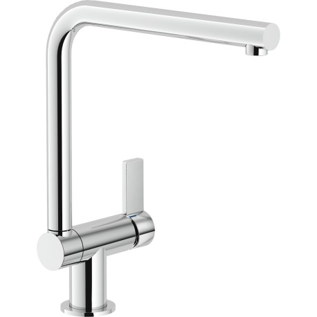 NOBILI FLAG UNDER WINDOW KITCHEN SINGLE LEVER SINK MIXER TAP CHROME