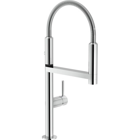 NOBILI MOVE SINGLE LEVER SINK MIXER KITCHEN TAP CHROME PLATED