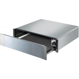 SMEG WARMING DRAWER CTP1015 STAINLESS STEEL AESTHETIC LINEA