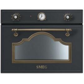 SMEG COMPACT COMBI STEAM OVEN SF4750VCAO1