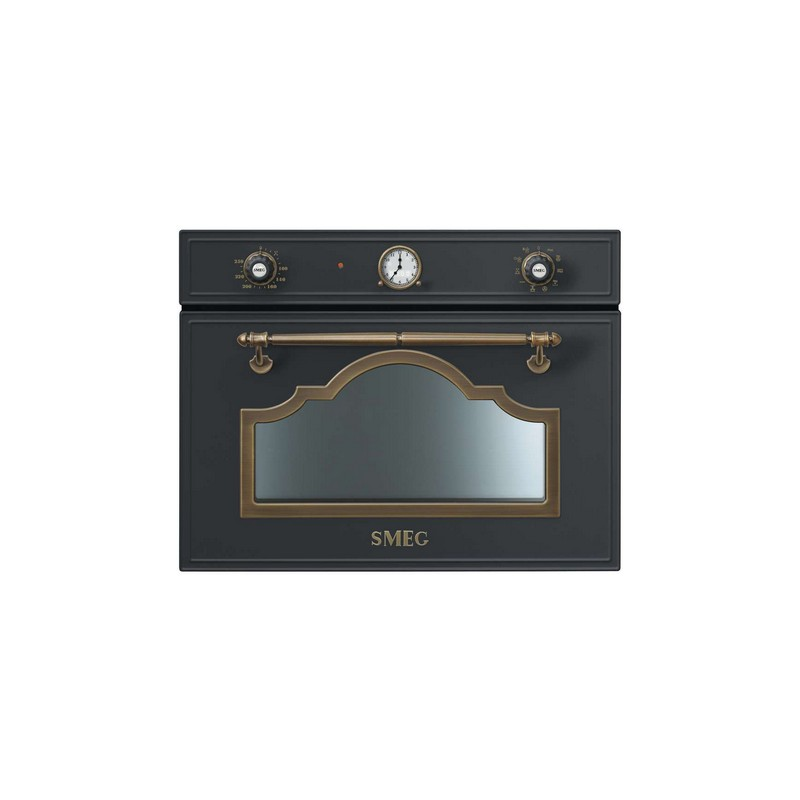 four multifonction combin micro onde smeg sf4750mcao fab. Black Bedroom Furniture Sets. Home Design Ideas