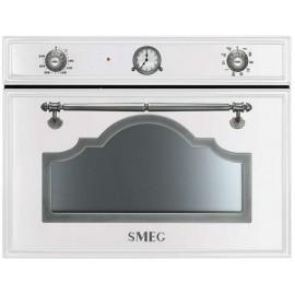 SMEG COMPACT COMBI MICROWAVE OVEN SF4750MCBS