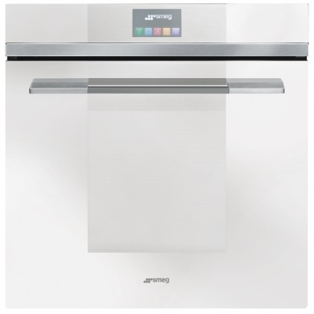SMEG PYROLITIC MULTIFUNCTION OVEN SFP140 STAINLESS STEEL LINEA DESIGN 60 CM