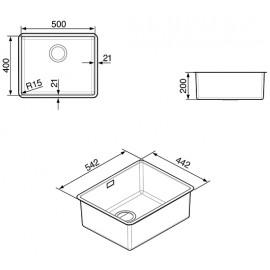 viers en acier inoxydable fab appliances fab appliances. Black Bedroom Furniture Sets. Home Design Ideas