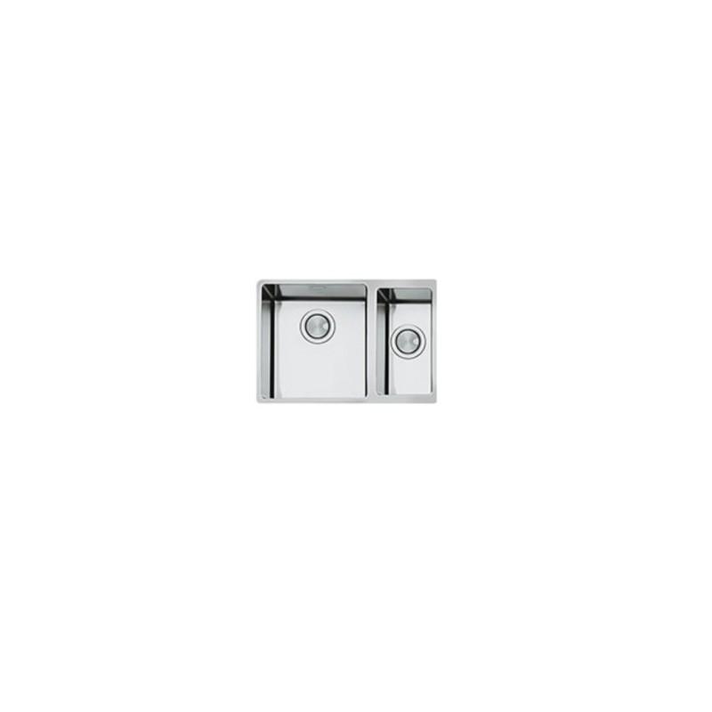 smeg mira unterbau kuchensp le vstq3418 2 doppelbecken. Black Bedroom Furniture Sets. Home Design Ideas