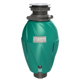 BROYEUR DE DÈCHETS ALIMENTAIRES ELLECI GREEN POWER MODEL 500 1/2 HP - MADE IN ITALY