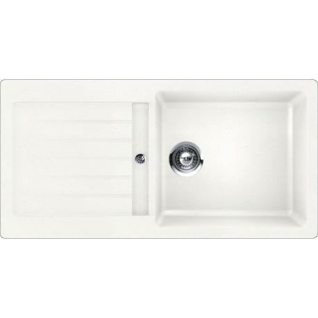 Large White Kitchen Sink : View larger
