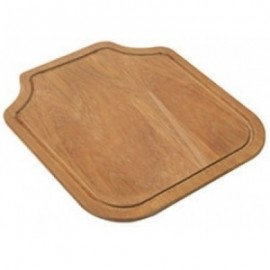 SMEG HARDWOOD CHOPPING BOARD CB45-1 FOR 45 CM. BOWL