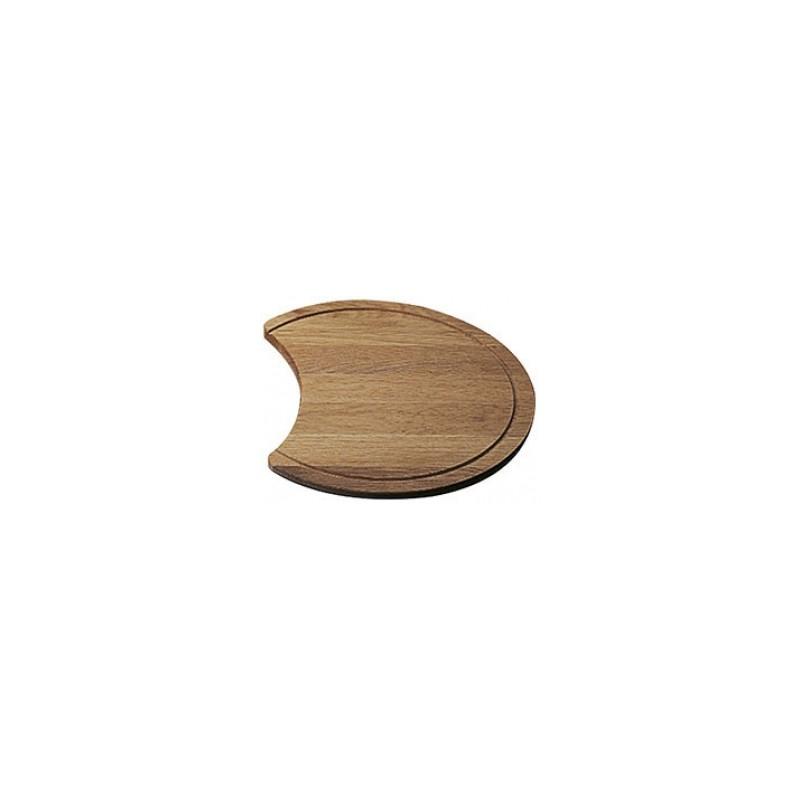 Planche d couper ronde en bois smeg cb37c fab appliances for Planche en bois pour cuisine