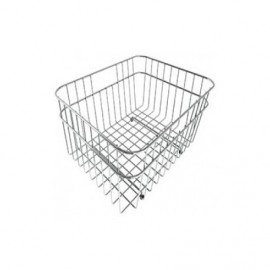 SMEG STAINLESS STEEL SINK BASKET DBSINT34 FOR RECTANGULAR BOWL