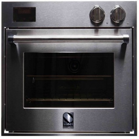 STEEL MULTIFUNCTION OVEN GENESI SERIES GFE6 STAINLESS STEEL 60 CM EEC A