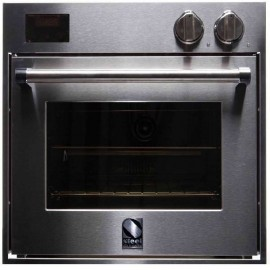 STEEL MULTIFUNCTION COMBI-STEAM OVEN GENESI SERIES GFE6-S STAINLESS STEEL 60 CM EEC A
