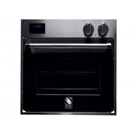 STEEL MULTIFUNCTION COMBI-STEAM OVEN GENESI SERIES GFE6-S STAINLESS STEEL AND BLACK 60 CM EEC A