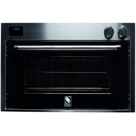 STEEL MULTIFUNCTION COMBI-STEAM OVEN GENESI SERIES GFE9-S STAINLESS...